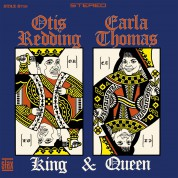 Otis Redding: King&Queen - CD