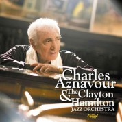 Charles Aznavour & the Clayton Hamilton Jazz Orchestra - CD
