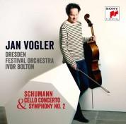 Jan Vogler: Schumann: Cello Concerto, Symphony No: 2 - CD