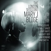 Mary J. Blige: The London Sessions - CD