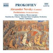 Russian State Symphony Orchestra: Prokofiev, S.: Alexander Nevsky / Pushkiniana - CD