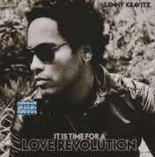 Lenny Kravitz: It Is Time For A Love Revo - CD