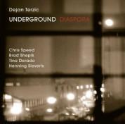 Dejan Terzic: Underground Diaspora - CD