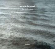 Anna Gourari: Canto oscuro - CD