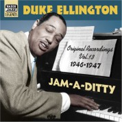 Duke Ellington: Ellington, Duke: Jam-A-Ditty (1946-1947) - CD