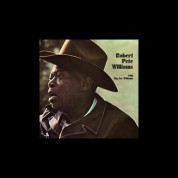 Robert Pete Williams, Big Joe Williams: Robert Pete Williams with Big Joe Williams - Plak