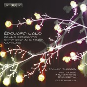 Malaysian Philharmonic Orchestra, Kees Bakel, Torleif Thedéen: Lalo: Symphony, Cello Concerto - CD
