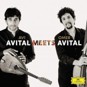 Omer Avital, Avi Avital: Avital Meets Avital - CD