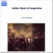 Guitar Music Of Argentina, Vol. 1 - CD