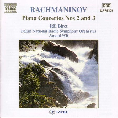 İdil Biret: Rachmaninov: Piano Concertos Nos. 2 and 3 - CD