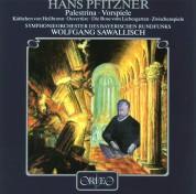 Wolfgang Sawallisch, Symphonieorchester des Bayerischen Rundfunks: Pfitzner: Palestrina, Vorspiele, Overtüre - Plak