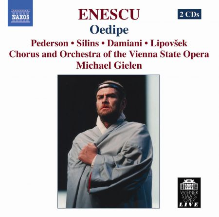 Enescu: Oedipe - CD