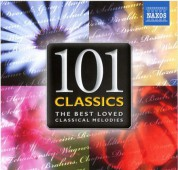 Çeşitli Sanatçılar: 101 Classics - The Best Loved Classical Melodies - CD
