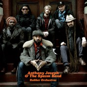 Anthony Joseph: Rubber Orchestras - CD
