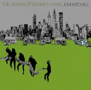 Joni Mitchell: The Hissing of Summer Lawns - CD