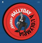 Johnny Hallyday: À l'Olympia + 2 Bonus Tracks! - Plak