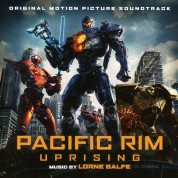Lorne Balfe: Pacific Rim Uprising - CD