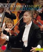 Lucerne Festival Orchestra, Claudio Abbado: Mahler: Symphony No. 3 - BluRay