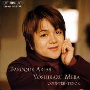Yoshikazu Mera: Baroque Arias for counter-tenor - Vol.1 - CD