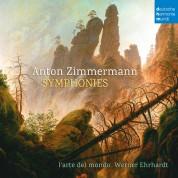 Anton Zimmermann, L'Arte del mondo, Werner Ehrhardt: Symphonies - CD