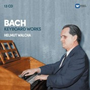 Helmut Walcha: Bach: Keyboard Works - CD