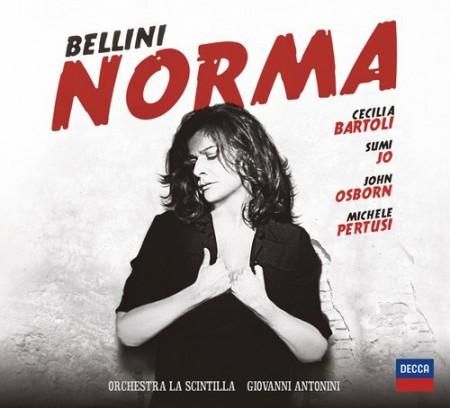 Cecilia Bartoli, Giovanni Antonini, John Osborn, Liliana Nikiteanu, Michele Pertusi, Orchestra La Scintilla, Reinaldo Macias, Sumi Jo: Bellini: Norma - CD