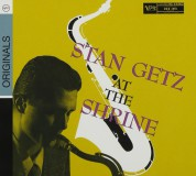 Stan Getz At The Shrine - CD
