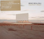 Brad Mehldau: Highway Rider - CD