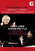 Lang Lang, Simon Rattle, Berliner Philharmoniker: The Highest Level - DVD