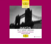 Eugen Jochum, London Philharmonic Orchestra: Haydn: 12 «London» Symphonies - CD