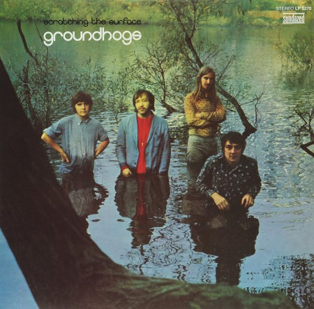 Groundhogs: Scratching The Surface - Plak