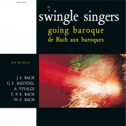The Swingle Singers: Going Baroque - CD