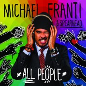 Michael Franti, Spearhead: All People - CD