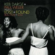 Çeşitli Sanatçılar: Keb Darge & Paul Weller: Lost & Found - Real R'n'B And Soul - Plak