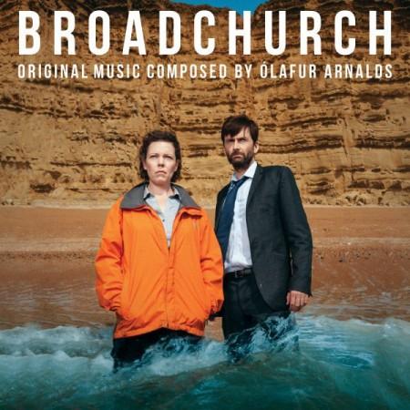 Ólafur Arnalds: Broadchurch - CD