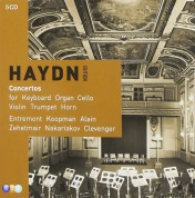 Haydn: Vol.8 - Concertos - CD