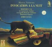 Hesperion XX, Le Concert des Nations, La Capella Reial de Catalunya, Montserrat Figueras, Jordi Savall: Musica Notturna - Invocation A La Nut - CD