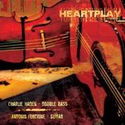 Charlie Haden, Antonio Forcione: Heartplay - Plak