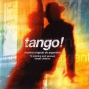 Çeşitli Sanatçılar: Tango!  Musica Original De Argentina - CD