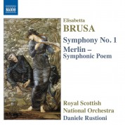 Daniele Rustioni: Brusa: Symphony No. 1 - CD