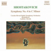 Shostakovich: Symphony No. 4 - CD