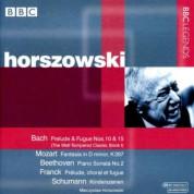 Mieczyslaw Horszowski: Bach, Mozart, Beethoven, Franck, Schumann: Piano Works - CD