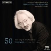 Bach Collegium Japan, Masaaki Suzuki: J.S. Bach: Cantatas, Vol. 50 - SACD
