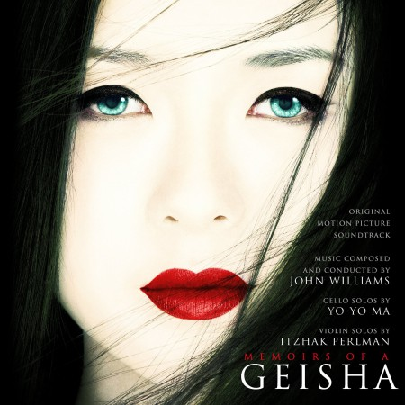 John Williams: Memoirs of a Geisha - Plak