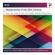 Çeşitli Sanatçılar: Masterworks of the 20th Century - CD