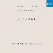 Dorothee Oberlinger, Edin Karamazov: Bach: Dialoge - CD
