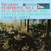 George Szell, The Cleveland Orchestra: Brahms: Symphony 1 in C Minor 68 - Plak