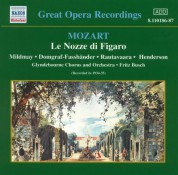 Çeşitli Sanatçılar: Mozart: Marriage of Figaro (The) (Glyndebourne) (1934-1935) - CD