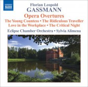 Eclipse Chamber Orchestra: Gassmann, F.L.: Opera Overtures - CD