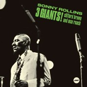 Sonny Rollins: 3 Giants! - Plak